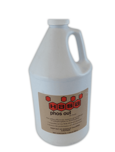 Hasa Chemicals 77141 Phos Out 1 Gallon