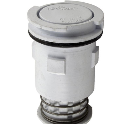 A&A Manufacturing 553422 Gamma III Cleaning Head White