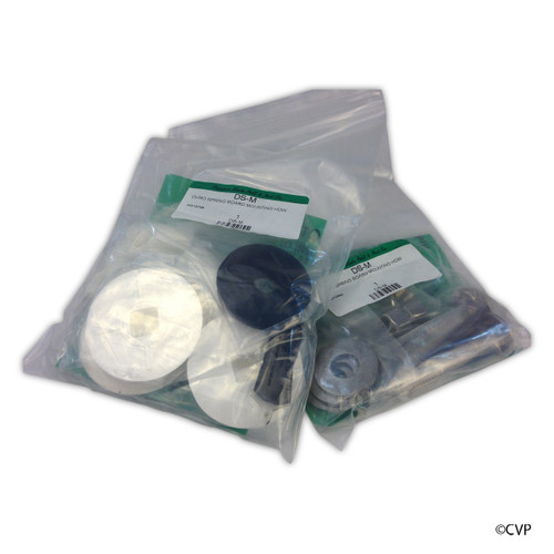 INTER-FAB | DURO-SPRING BOARD MTG KIT | (3-BOLT KIT) | DS-M