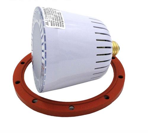 J&J ELECTRONICS LIGHTING   LAMP POOL 120V LED WHITE   LPL-P2-WHT-120