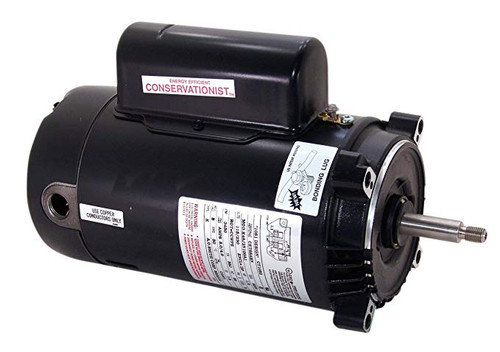 A.O. SMITH MOTORS | THREADED FR 2HP EE 230V | MOTOR | ST1202 | MOTOR