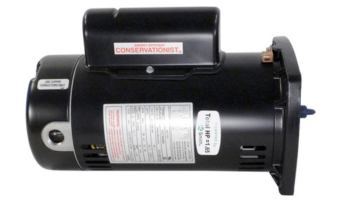 A.O. SMITH MOTORS | SQ FL FR 1HP EE 115/230V | MOTOR | QC1102