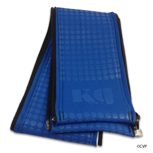 "HAND RAIL KOOLGRIPS | RAIL COVER ROYAL BLUE 4' |  (1.65"" RAILS) 