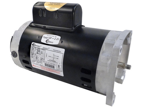 A.O. SMITH MOTORS | SQ FL UR 2HP 230V | MOTOR | B855
