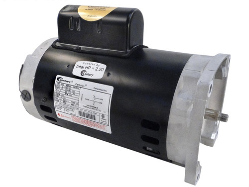 A.O. SMITH MOTORS | SQ FL 2HP EE 208/230V | MOTOR | B2843 | MOTOR