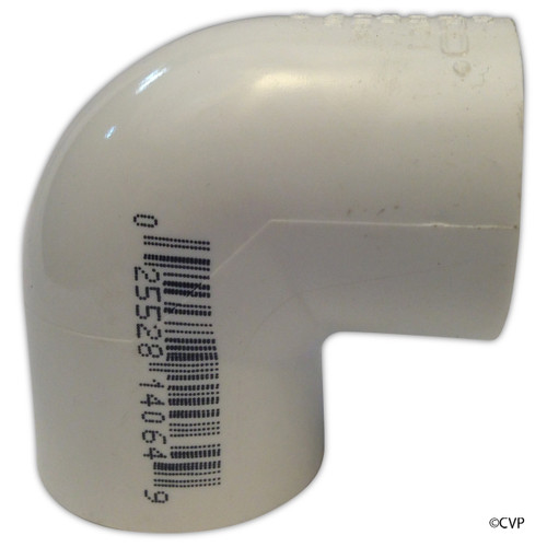 "PVC LASCO | 3/4"" SLIP 90 DEGREE ELBOW 