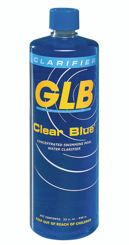 APPLIED BIO CHEMICALS | 1 QUART CLEAR BLUE | CLARIFIER | 71404A