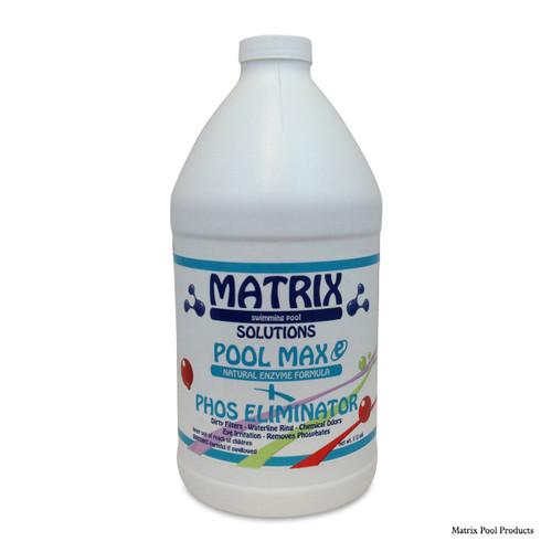 MATRIX   64 OZ POOL MAX E + PHOS ELIM   ENZYME AND PHOSPHATE REMOVER   MTX4016