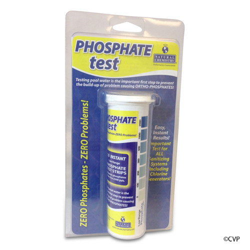 NATURAL CHEMISTRY | TEST KIT CONSUMER PHOSPHATE | 00081