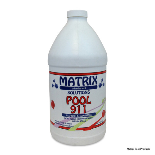 Matrix 64 oz MTX4014 Pool 911 Enzyme Clarifier