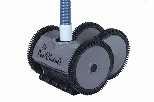 POOLVERGNUEGEN | THE POOL CLEANER, LIMITED EDITION DARK UNIT 4 WHEEL | 896584000-525