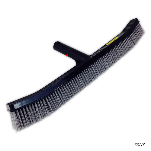 "POOLMASTER | 18"" ABS POOL BRUSH STANLEY 12/CS 