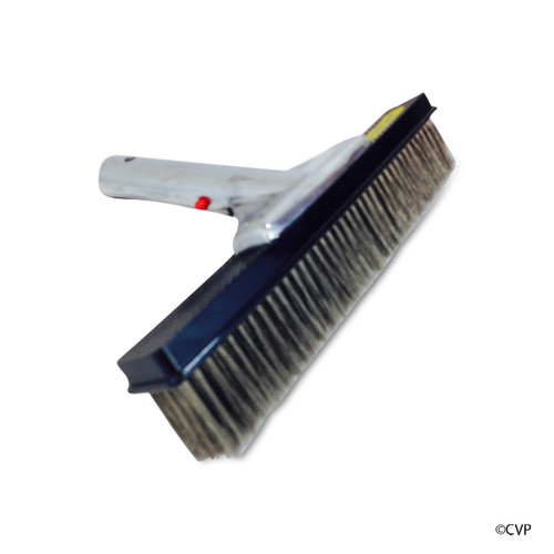 "POOLMASTER | DLX 10"" ALUM ALGAE BRUSH STANLEY 12/CS 