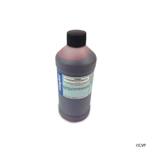 Taylor | Reagents | pH Indicator Solution (for 2000 Series), Phenol Red, 16 oz | R-0004-E