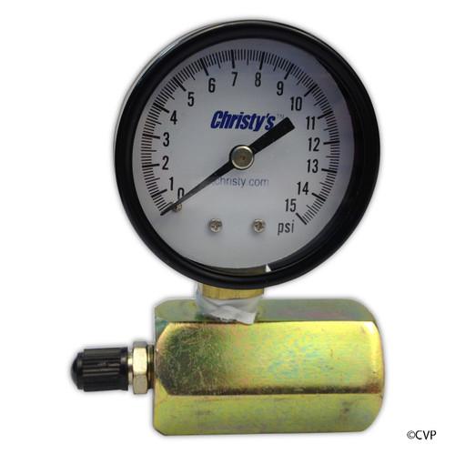 CHRISTY | GAS TEST GAUGE 15# | TG15 | TG.A.15.20
