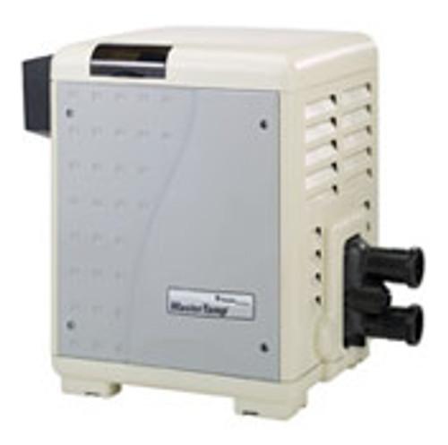 PENTAIR   HEATER 400 BTU NG LOW NOX HD   MASTER TEMP HD   Stainless Steel MasterTemp GRAY/Almond, Natural 400   460805 (460805)