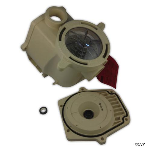 Pentair | IntelliFlo  VF High Performance | INTELLIFLO Variable | WhisperFlo High Performance | IntelliFlo VS+SVRS Variable Speed | Volute, WFE pump & pot (Replaces 074565) (Items 1, 7 (qty. 2), 19 (qty. 2), 20, 21, 22, 26, 24, 25) | 357149
