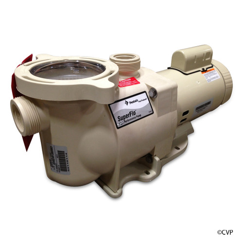 PENTAIR | SUPER FLO PUMP .5HP UR 115/230V 60HZ | 340036