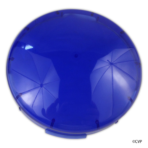 PENTAIR | KWIK-CHANGE LENS PLASTIC BLUE POOL | QUICK CHANGE | 78900800