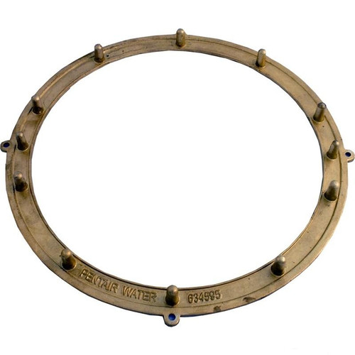 Pentair   Pentair Small Stainless Steel Niches   Plaster ring, for gunite niche, spa   79203200