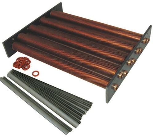 PENTAIR   MINIMAX 250 HEAT EXCHANGER LESS HEADERS   Heat Exchanger MiniMax 250 Pool and Spa Heater   471934