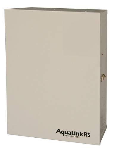 JANDY | PURELINK SUB PANEL POWER CENTER 7-14 BLADE | 12 Breaker Base with Salt Water Chlorinator | 6614AP-L (6614AP-L)