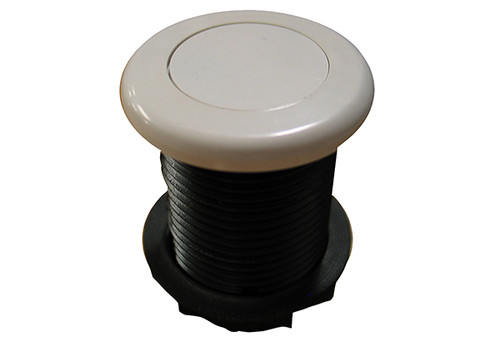 Tecmark (TDI) | AIR BUTTON | 3428 LOW PROFILE, WHITE | MPT-01010-3428