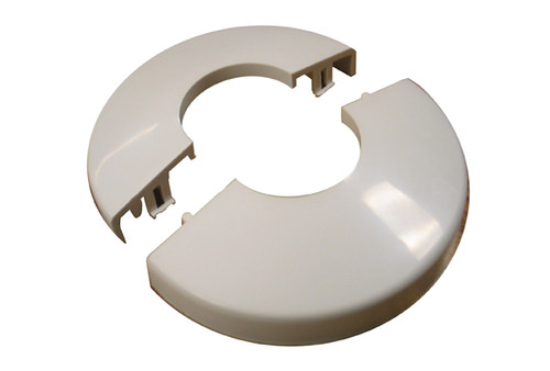 Waterway Pools Inc | ESCUTCHEON: SNAP TITE, WHITE (2 PIECES) | ST1970WH
