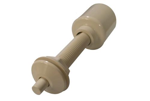 Herga 6445-AAAA-AAB Air Button Long Stem White