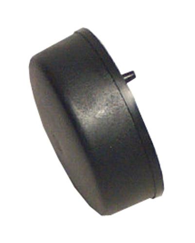 Pres Air Trol B141BA Button Actuator Black Soft Flush Mount