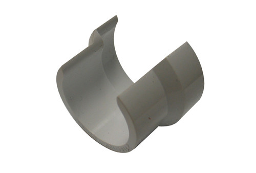 Custom Molded Products Inc | PVC CLIP-ON PIPE SEAL: 1"