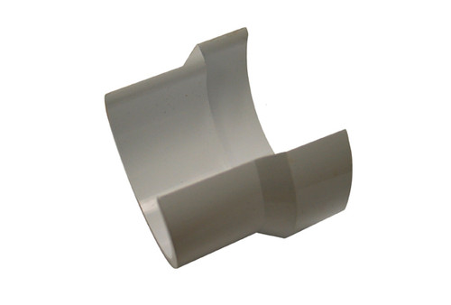 Custom Molded Products Inc | PVC CLIP-ON PIPE SEAL: 1-1/2"