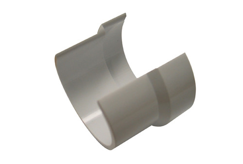 Custom Molded Products Inc | PVC CLIP-ON PIPE SEAL: 2"