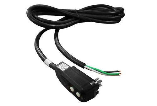 Tower Mfg Corp | GFCI: 15AMP 90 DEGREE 15' CORD 14/3 BLACK | 30336020-03
