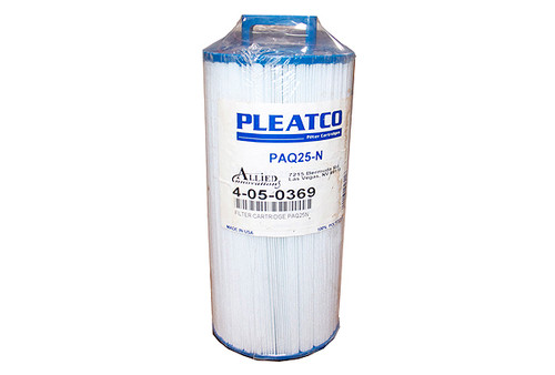 Pleatco | FILTER CARTRIDGE | 25 SQ FT - AMERICAN / AQUA SPA | PAQ25N