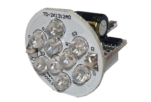 J & J | LIGHT | 9 LED SPA LIGHT (BULK PKG) | LSL9-1-BULK