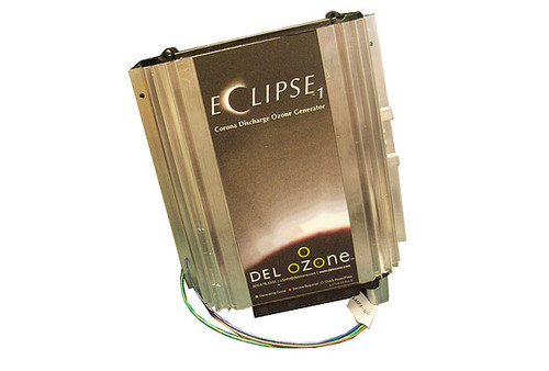 Del Ozone | OZONE GENERATOR | ECLIPSE-1 CD 220V FOR POOLS | EC-1-26