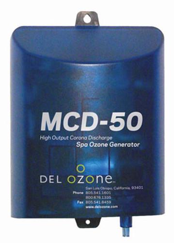 Del Ozone | OZONE GENERATOR | MCD-50 CD 120V WITH AMP CORD | MCD-50RPAM2