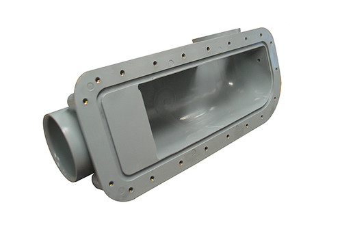 Sundance Spas | HEATER PART | PLASTIC WATER CONTAINER | 6560-040