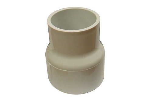 "Lasco | PVC REDUCER COUPLING | 2"" SLIP X 1-1/2"" SLIP | 429-251"