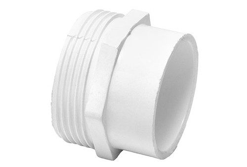 "Waterway | PUMP TAILPIECE |  1-1/2"" BUTTRESS THREAD X 1-1/2"" SLIP 
