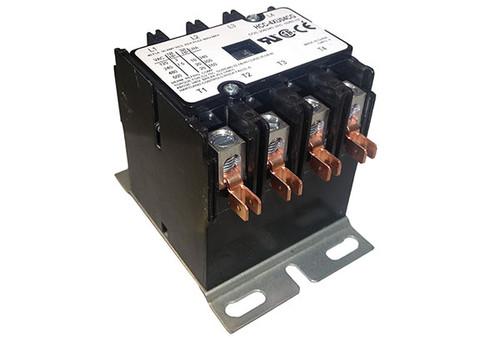 Hartland HCC-4XU04CG Contactor 220V 4-Pole 50 Amp