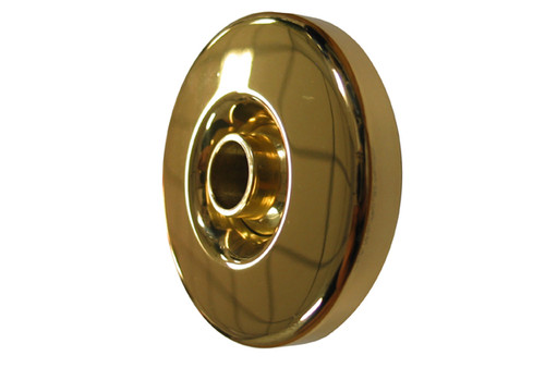 Balboa Water Group | JET PART | ESCUTCHEON POLISHED BRASS | 28040-PB