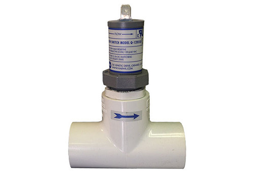 """Sundance Spas Flow Switch 1"""" w/ Tee Fitting w/o Cable   6560-852"""