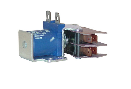 Tyco Electronics | RELAY | S87R 240V DPDT 20A | S87R11A2B1D1-240