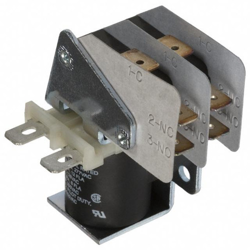 Tyco Electronics | RELAY | S87R 24V DPDT 20A | S87R11A2B1D1-24