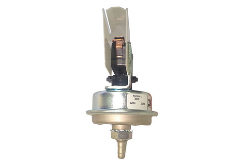 "Tecmark Pressure Switch 25 Amp SPST 1/8"" Barb 1-5PSI | 3028"