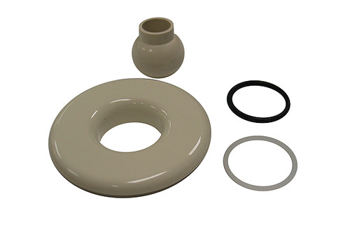 Balboa 10-3955-BIS Slimline Jet Biscuit Escutcheon Assembly