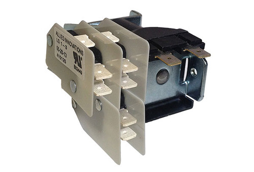 Allied Innovations | RELAY | S90R 120V 3PDT 20A | S90RXXABD1-120 OR LG1-3