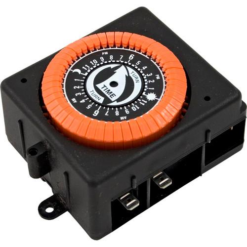 Intermatic   TIME CLOCK   110V - 20A - 60HZ - 24-HOUR - 4-LUG - ORANGE   PB913N